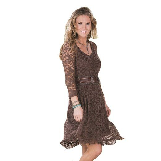 Fun and Trendy Country Western Dresses