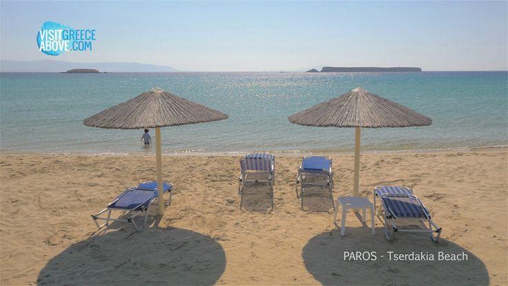 Tserdakia Beach @ Paros island , Greece !!!