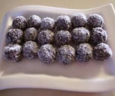 Guilt-free Chocolate Balls