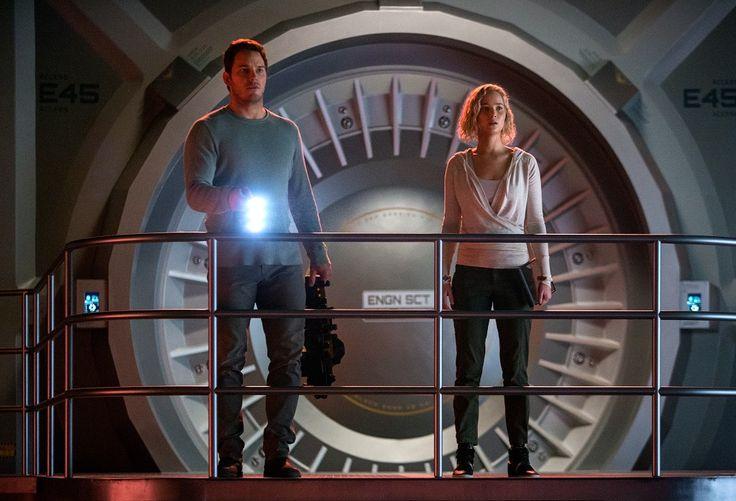 New Chris Pratt and Jennifer Lawrence 'Passenger' spaceship images hit - https://movietvtechgeeks.com/new-chris-pratt-jennifer-lawrence-passenger-spaceship-images-hit/-New 'Passengers' Images Show Chris Pratt & Jennifer Lawrence Stuck On A Spaceship