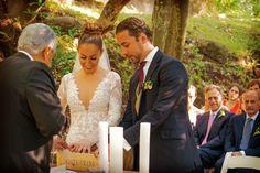 Ritual de la caja de vino para la ceremonia de la boda #bodas #ElBlogdeMaríajosé #CeremoniaBoda #CeremoniaBodaSimbólica #RitualesBoda #Weddings