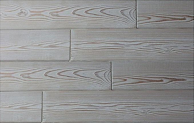 Панели «Белый Клык» выкрашены моющейся акриловой краской производства «Тиккурила».