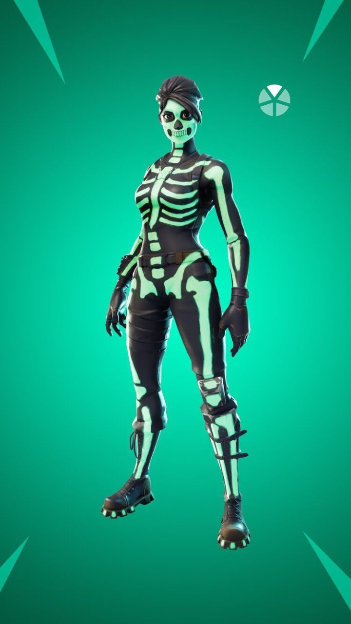 Ghoul Trooper Wallpaper HD Fortnite Wallpapers