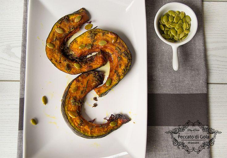 Zucca+gratinata+al+forno