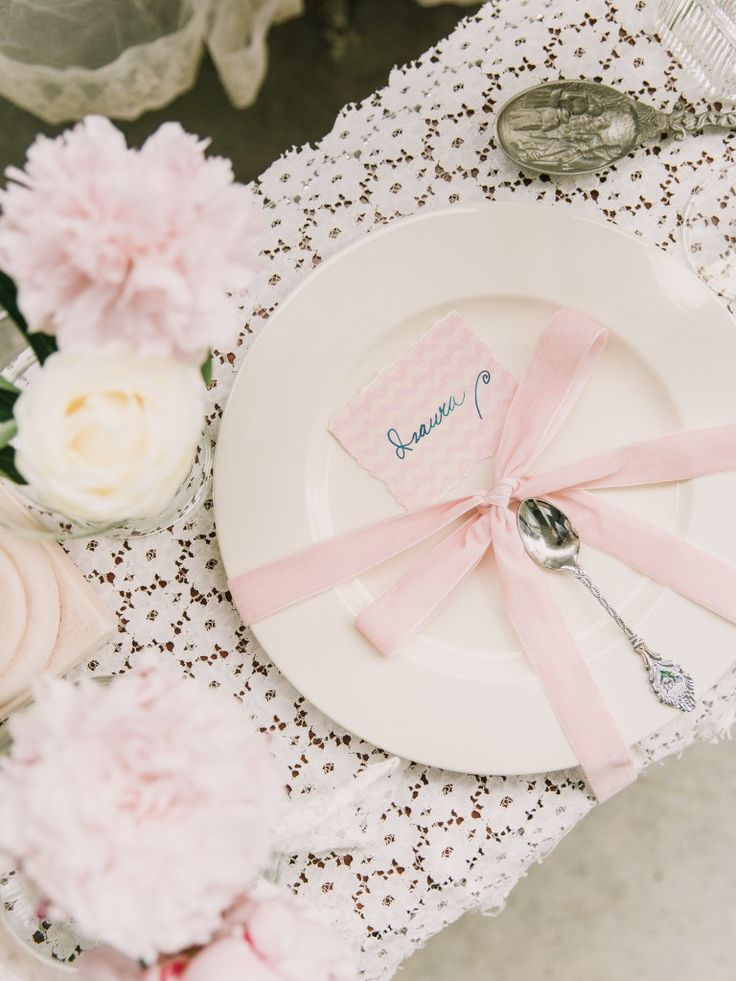 407 best images about {wedding} place settings on Pinterest ...