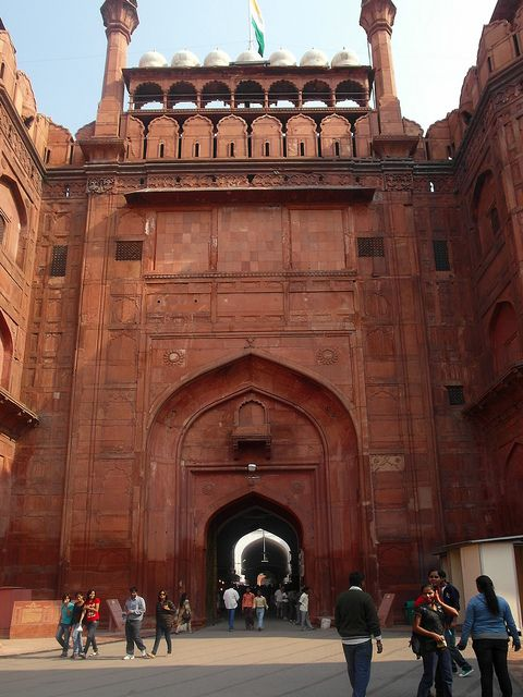 Red Fort - New Delhi, India