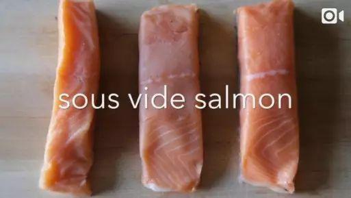 Sous Vide Salmon on Vimeo