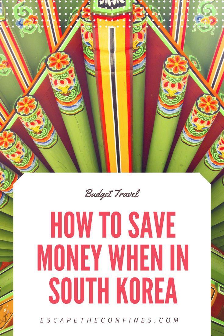 Money Saving Tips for Travelers Going to South Korea