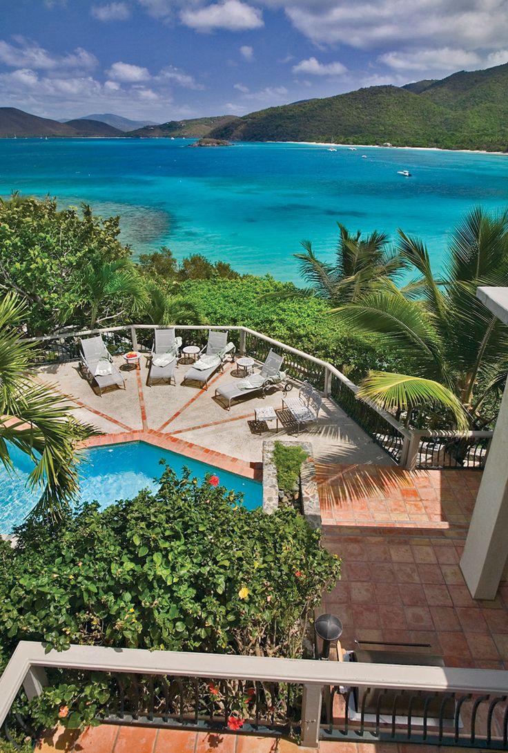 25 best U.S. Virgin Islands images on Pinterest | Villas, Virgin ...