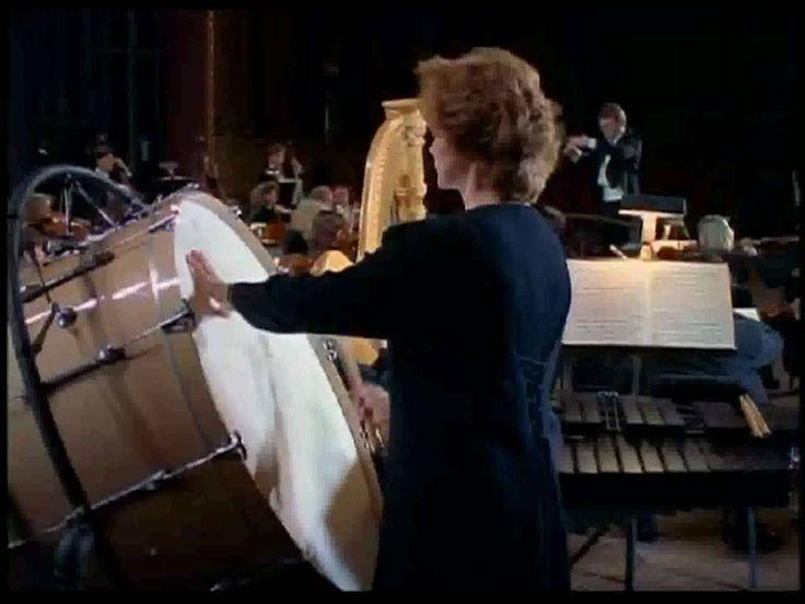 Los instrumentos de la orquesta - la seccion de la percusión