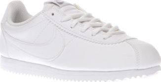 Nike White Cortez Unisex Youth Fresh for the new season, the Nike Cortez is reborn and arrives in miniature form. Downsized for kids, this lightweight lace-up features a crisp all-white profile. A grippy rubber outsole ensures your http://www.comparestoreprices.co.uk/january-2017-8/nike-white-cortez-unisex-youth.asp