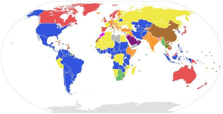 Semi-presidential system - Wikipedia