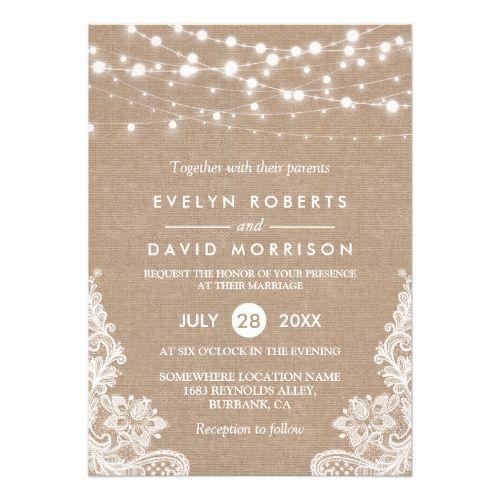 Best 25 Outdoor Wedding Invitations Ideas On Pinterest