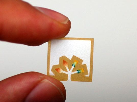 Paper Diagnostic Chip by George Whitesides, medical innovations, medical diagnostics, lab on a chip, Whitesides Research Group, developing c...