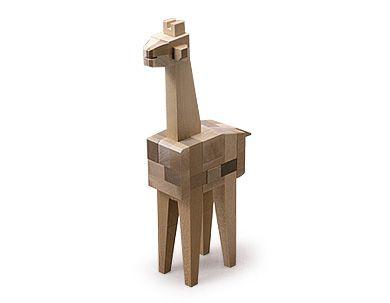 giraffe design jaren 1930 - Hirokichi Yamanaka