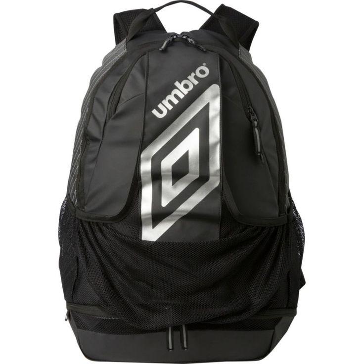Umbro Pro Soccer Backpack, Black