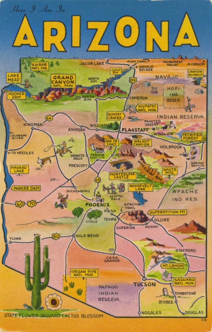 Here I am in Arizona