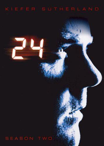 24: Season 2 [7 Discs] [Repackaged] [DVD]