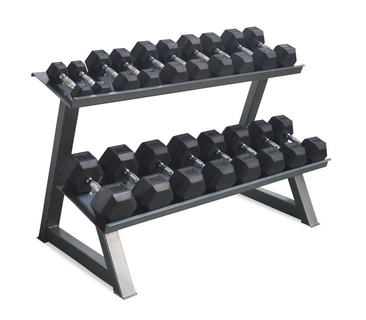 Best dumbbell rack ideas on pinterest diy