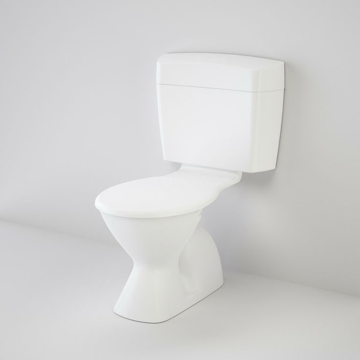 Uniset II Concorde Connector Toilet Suite http://www.caroma.com.au/bathrooms/toilet-suites/uniset-ii/uniset-ii-concorde-connector-toilet-suite