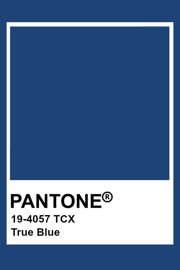 Pin by PANTONE COLOR FILES on BLUES   Pantone 19-40   Pantone blue, Pantone  colour palettes, Classic blue pantone