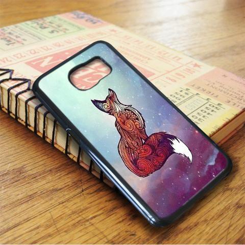 Lonely Fox Samsung Galaxy S7 Edge Case