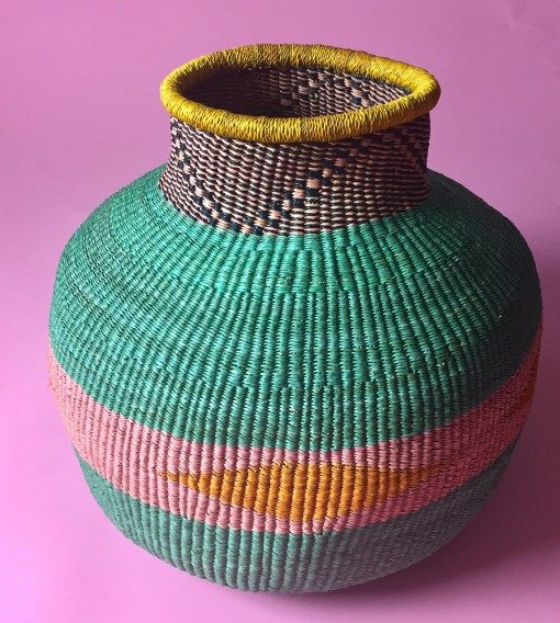 African Baskets: 17 Best Images About Africa-inspired Fashion On Pinterest