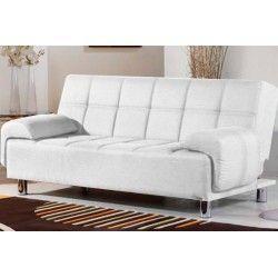 17 migliori idee su divano letto bianco su pinterest - Divano ecopelle ikea ...