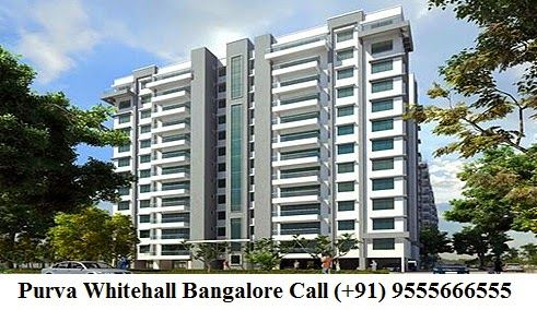 India Property - New Projects In India - Property In India: Purva Whitehall – Unique Township with Advanced Features
