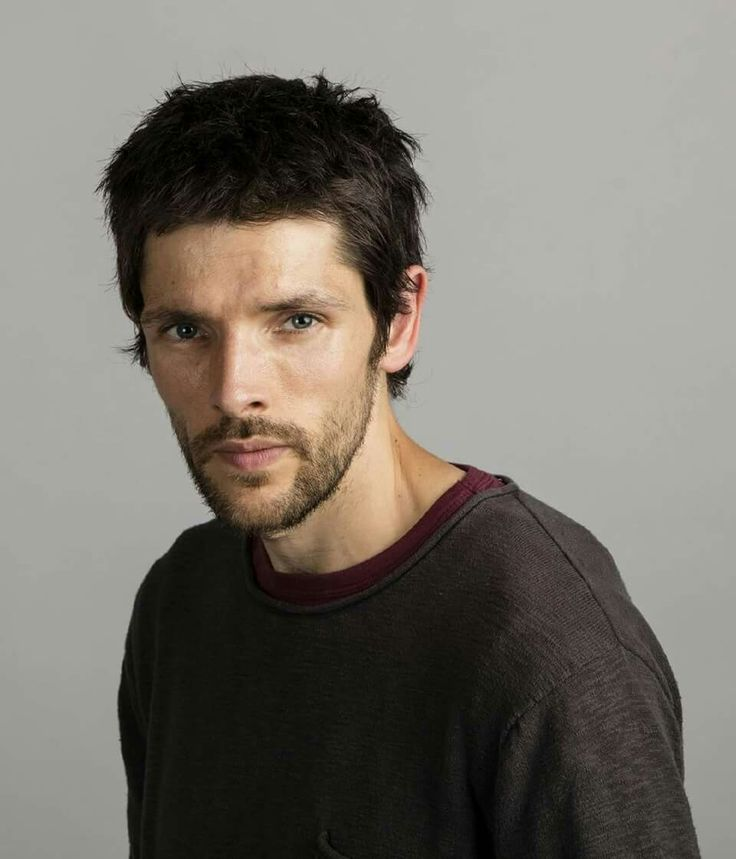 Colin Morgan.Leo. Humans.