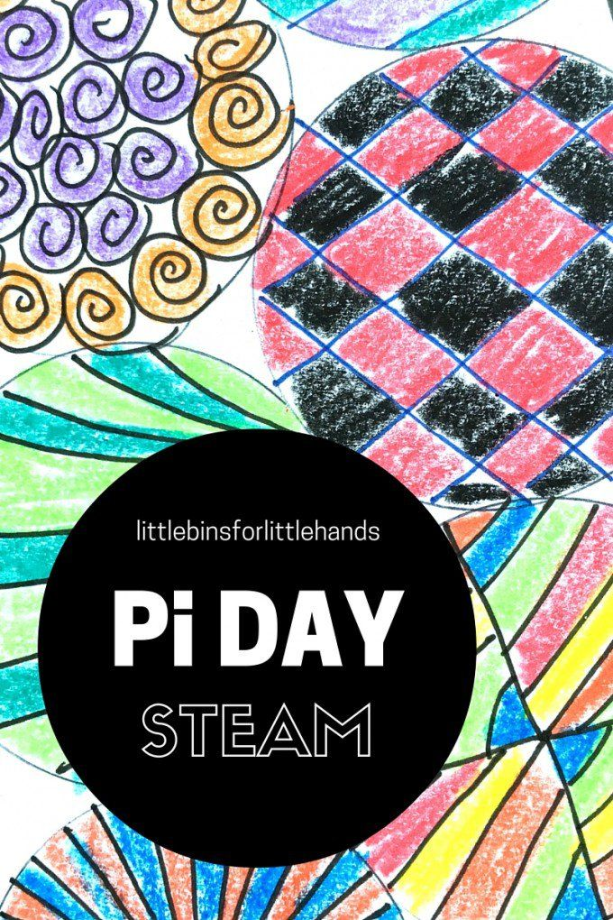 Geometry STEAM Activities Pi Day Math Ideas for Kids
