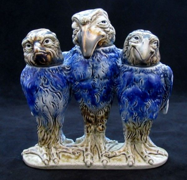 OnlineGalleries.com - Martin Brothers Triple Bird Group