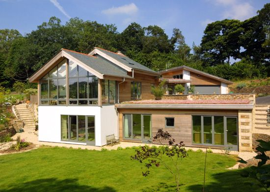 Residential-New Build-Earth Sheltered House