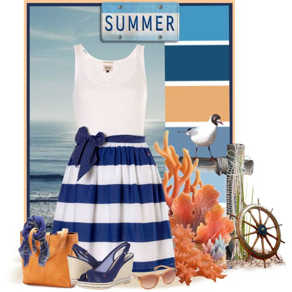 """Summer Time"" by yoyinicus on Polyvore"