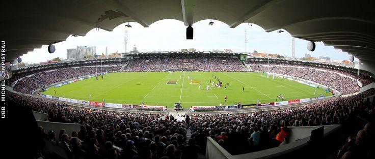 UBB - Toulouse, stade Chaban Delmas, 24 octobre 2015