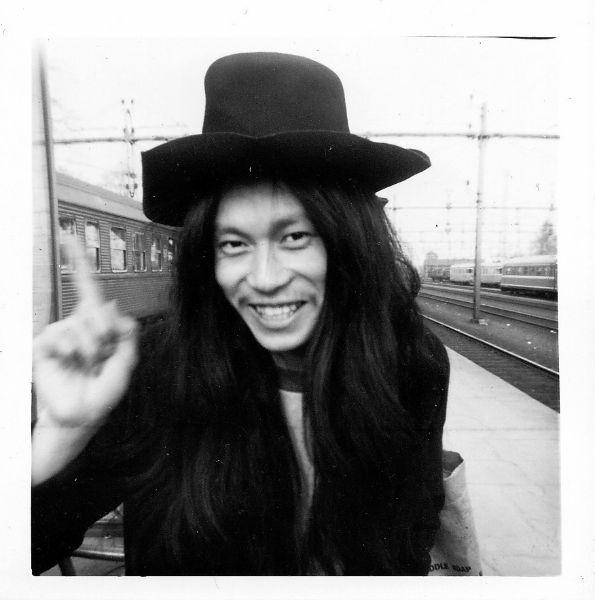 Damo Suzuki.