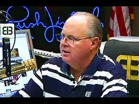 Rush Limbaugh - Trump Will Beat Hillary Badly By Landslide Proportions -... I AGREE!!!