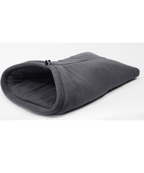 WAGWORLD NOOKIE BAG - GREY. Available from www.nuzzle.co.za