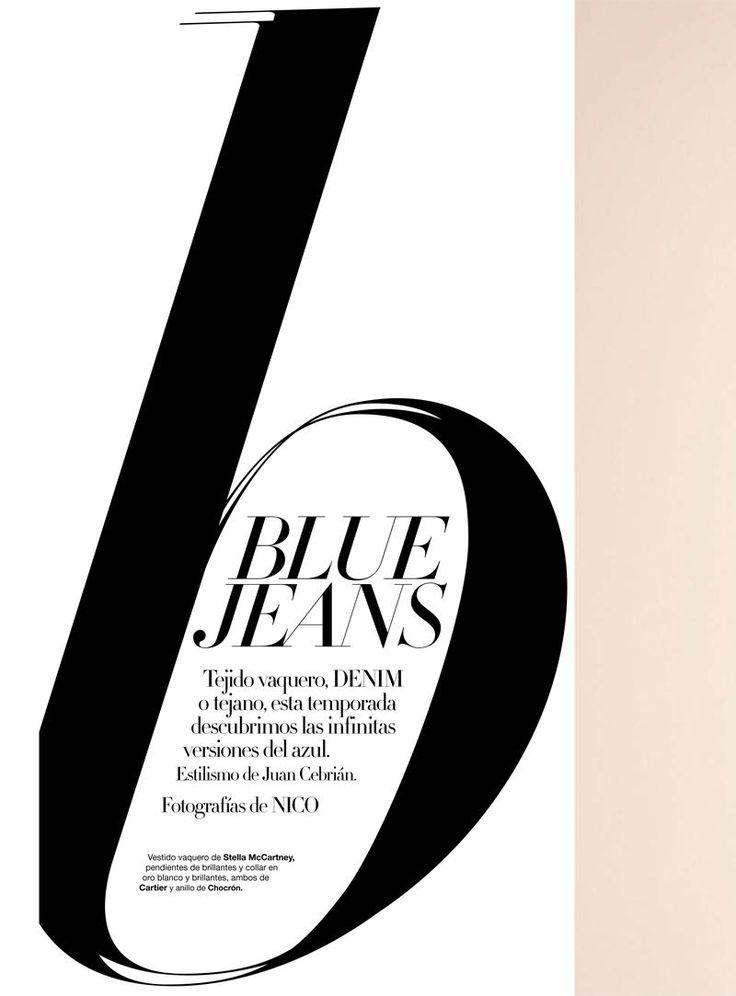 Constance Jablonski for Harper's Bazaar Spain April 2011 by Nico