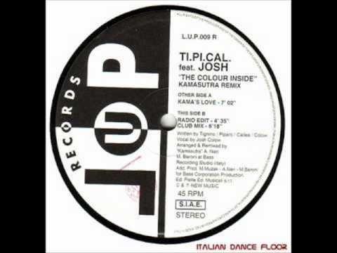 Ti.Pi.Cal. - The Colour Inside (1995)