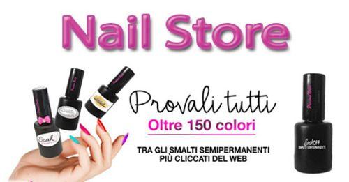 GRANDE NOVITA'!  Da oggi, sul nostro sito, potete trovare anche tutti i prodotti per la bellezza e la cura delle vostre UNGHIE!   Entra subito! http://salute-benessere.tumblr.com/eNailStore  SPEDIZIONE GRATUITA SENZA MINIMO DI ACQUISTO!