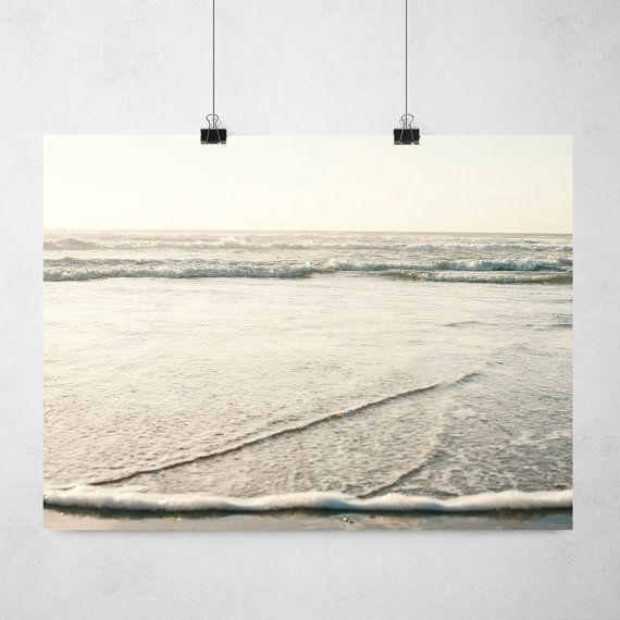 Waves comes and goes Lisbon Portugal Ocean by KatieLuka on Etsy