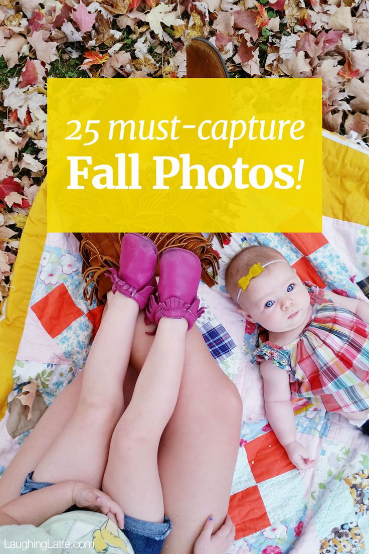 25 must capture photos of your kids this Fall! Fun Fall activities for fun Fall…