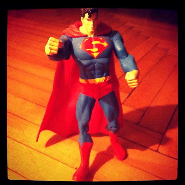 Superman in da houze