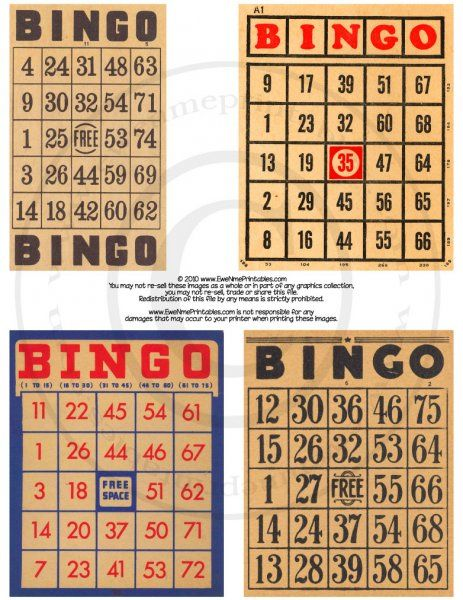 "Printable Bingo Cards. I love to hold fndraisers. If you're in need of a fundraiser check out www.mygc.com/theamazingsmellofgold for candle fundraising info.  The profit of selling one 16 oz candle is equivalent to selling 14 candy bars or ""If You're Not A Rodeo Fan...BUCK OFF!!"" shirts. Check out EBay for shirt info. $5 of each shirt sold will benefit your organization."