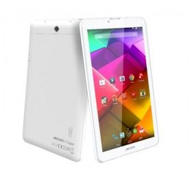 Archos 70 Copper\7.0 Multi-Touchscreen\Android 4.4\4GB\Dual-Core CPU 1.3 GHz Cortex A7\WIFI\3G\BT\Dual Camera,  3G HSPA modem. Un-Sim-locked, it can accept SIM cards from any operator