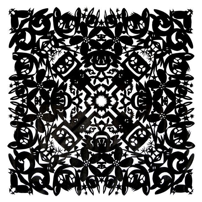 Garry Parsons - Papercuts
