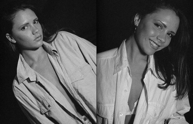 Victoria Beckham age 18 | ... have an unique opportunity to see Victoria Beckham at the age of 18 in 1992
