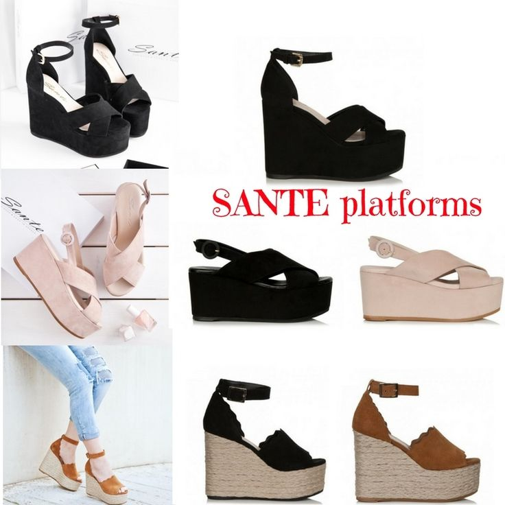 #SANTE #PLATFORMS2017 #ADDICTED #WEARSANTE #ONLYSANTE #PASSIONTOFASHION