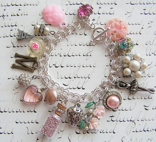 Charm Bracelet | Flickr - Photo Sharing!